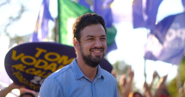 Candidato de RD se quedó con las primarias municipales del Frente Amplio en Maipú