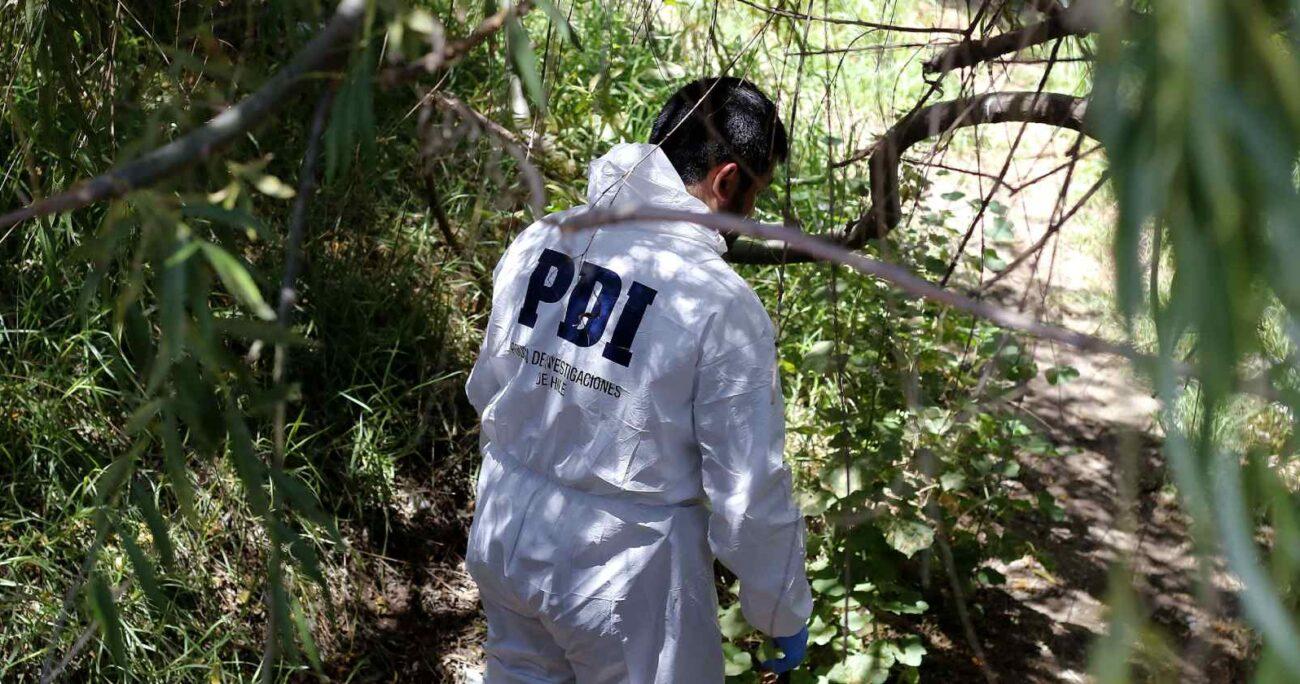 En el lugar trabajan ambas policías y el SML. Foto referencial: Agencia Uno.