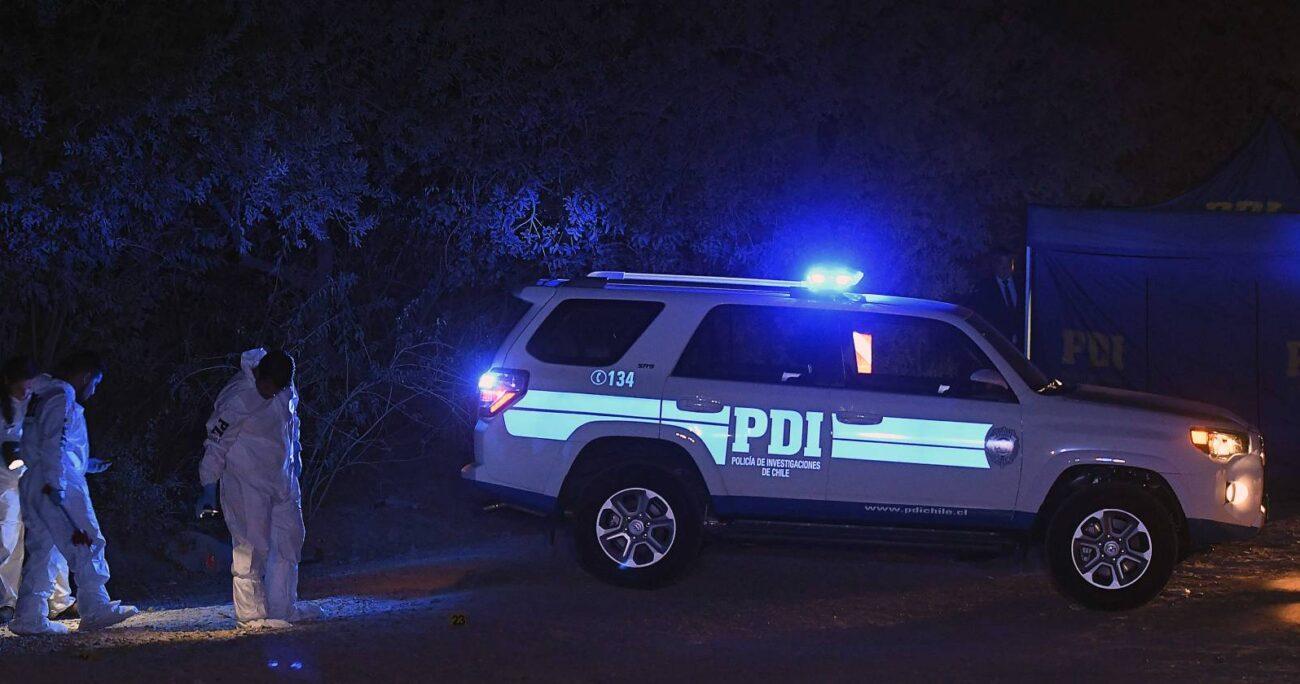 La PDI quedó a cargo de la indagatoria. Foto referencial: Agencia Uno.
