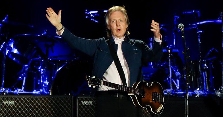 """""""Paul McCartney:"""