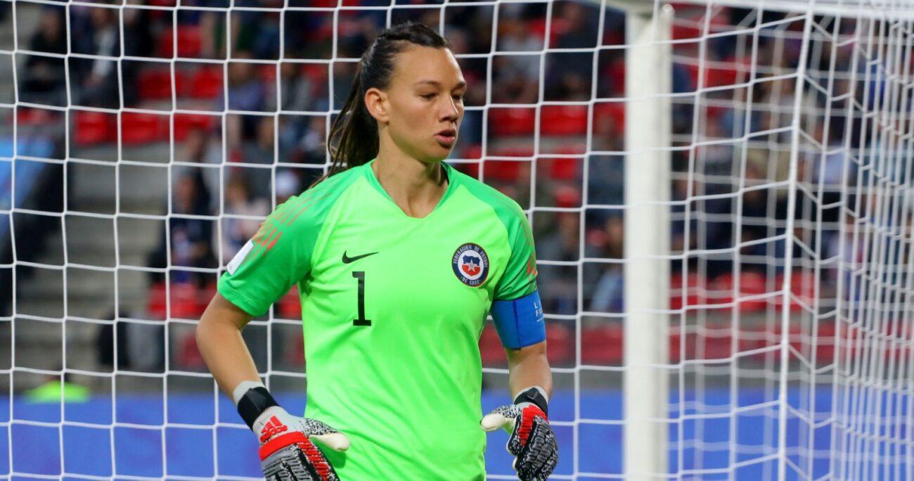 Endler jugando por la selección chilena. Foto: Agencia Uno