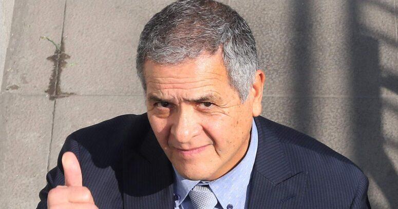 Mario Carroza es nominado por el Gobierno para la Corte Suprema