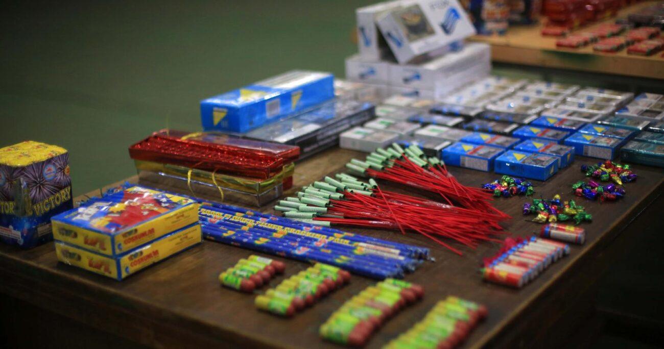 La normativa busca evitar que se utilicen estos elementos prohibidos. Foto: Agencia Uno.