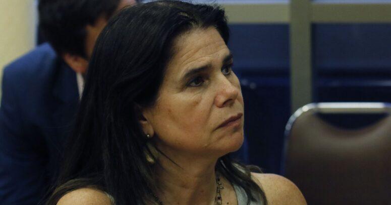 Ximena Ossandón admitió que contactó a concejal a favor de su sobrino