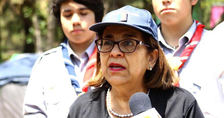 """""""RN ahora sondea a Rosa Oyarce como candidata a gobernadora:"""