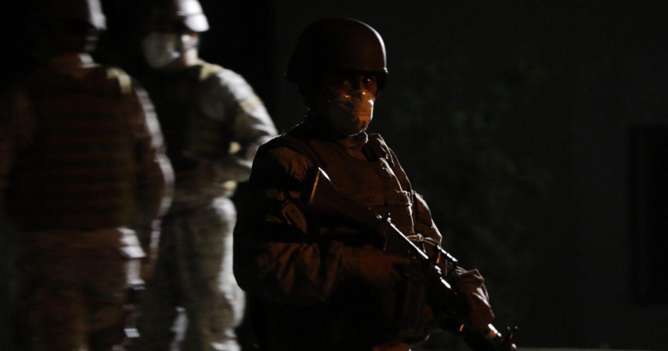 El joven murió debido a las lesiones provocadas por los disparos de los uniformados. Foto: Agencia Uno