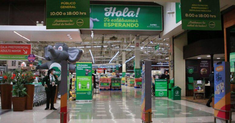 Los horarios de funcionamiento de los supermercados en Año Nuevo