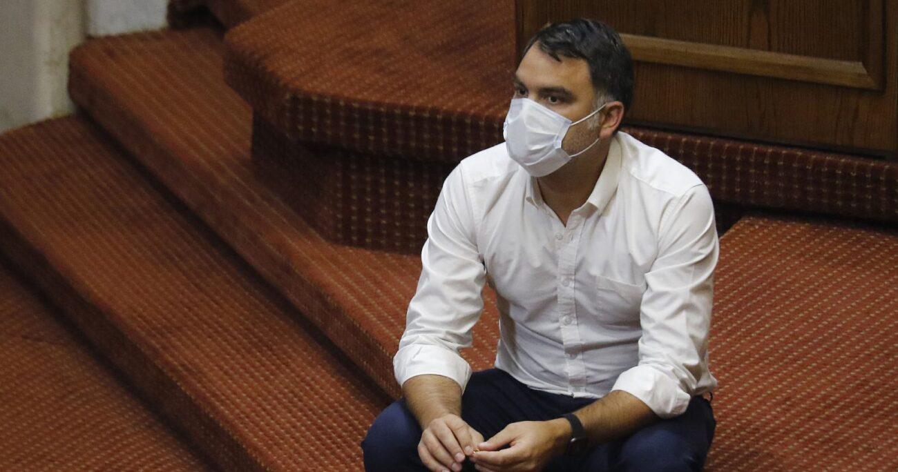 Macaya indicó que la campaña del rechazo ya es pasado. Foto: Agencia UNO