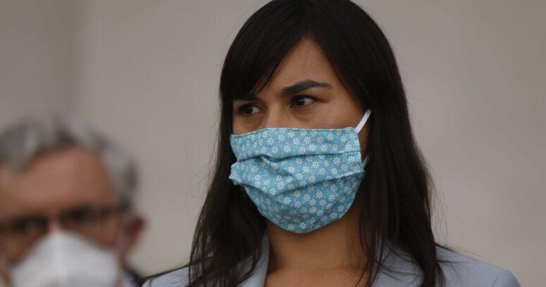 Izkia Siches cuestiona a Piñera y Jadue por no respetar las medidas sanitarias