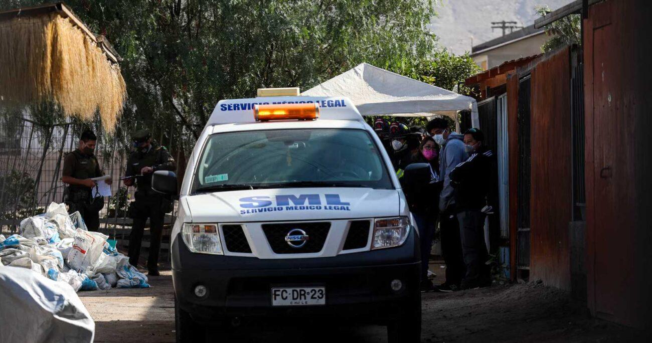 El Ministerio Público entregó detalles del trabajo investigativo. Foto: Agencia Uno.