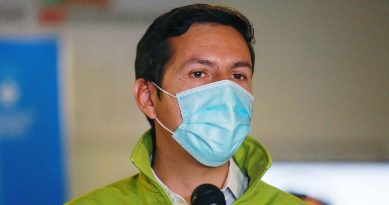 Anunció que los antecedentes fueron derivados a la autoridad sanitaria. Foto: Agencia UNO