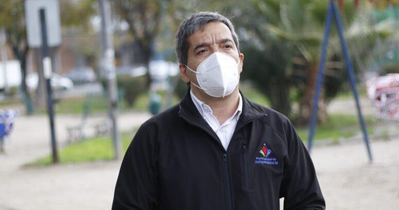 Alcalde Durán pide mayor fiscalización por fuegos artificiales en fiestas de fin de año