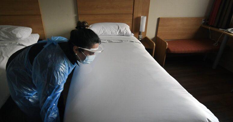 Las falencias detectadas por Contraloría en residencias sanitarias durante la pandemia