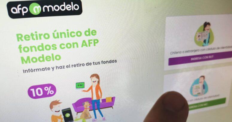 AFPs Modelo y Cuprum inician pago del segundo retiro del 10% de los fondos de pensiones