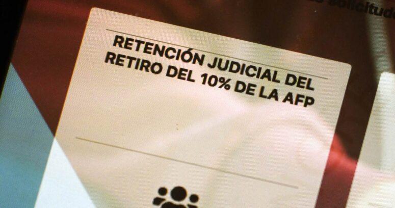 Poder Judicial habilitó trámite de retención forzosa del 10% por deudas por pensiones de alimentos