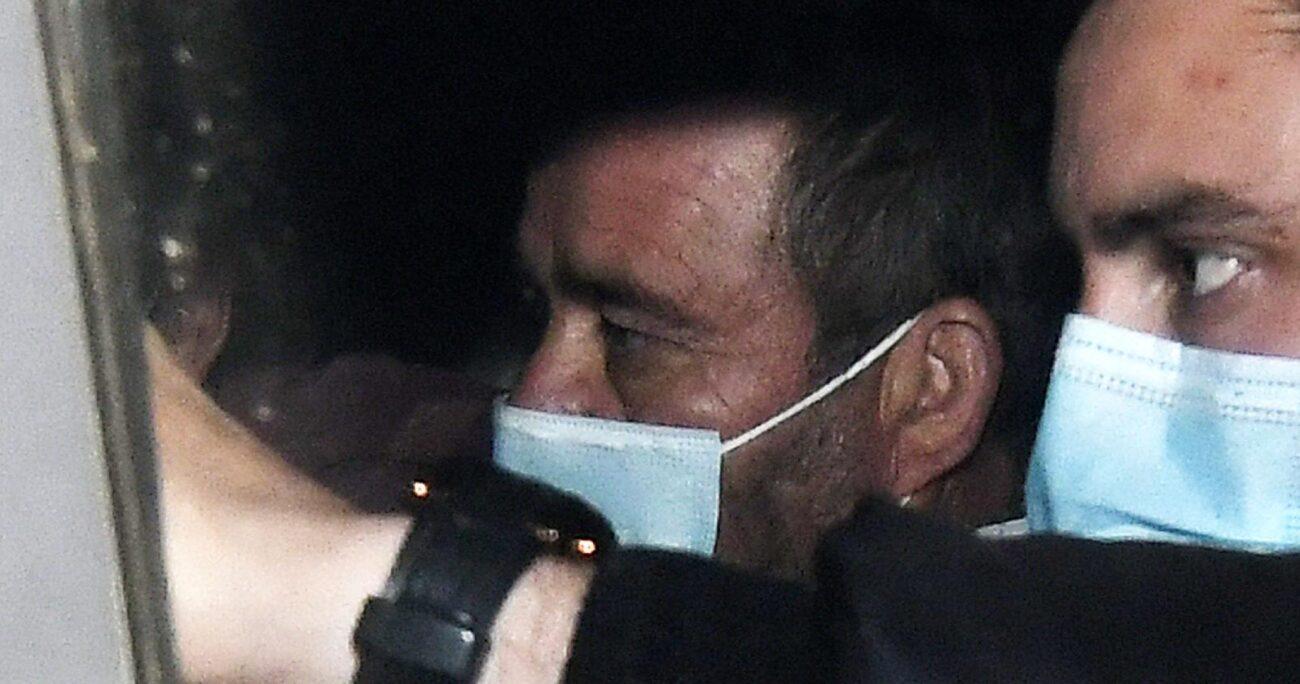 Claudio Crespo Guzmán está imputado como autor de apremios ilegítimos y lesiones graves gravísimas. Foto: Agencia UNO