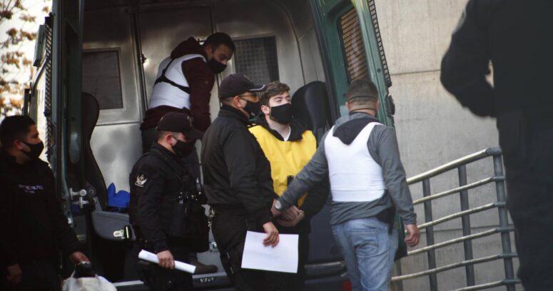 Hernán Calderón Argandoña cumplirá condena en libertad vigilada
