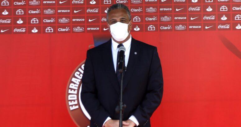 Pablo Milad abrió la puerta a la posible partida de Reinaldo Rueda a Colombia