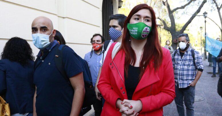 """Catalina Pérez lamenta renuncias en RD: """"Me parece que es momento de unidad"""""""