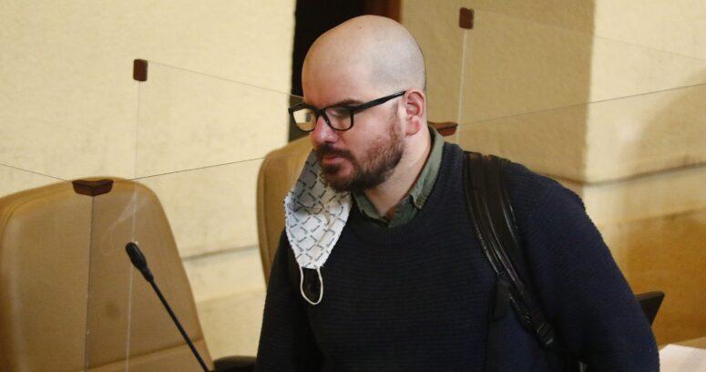 """Giorgio Jackson defiende pacto con el PC y no con la ex Nueva Mayoría: """"Es más natural"""""""