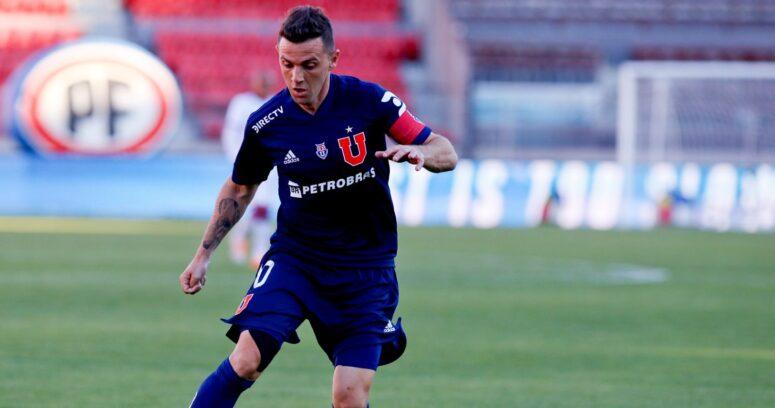 Walter Montillo se retirará del fútbol tras su salida de la Universidad de Chile
