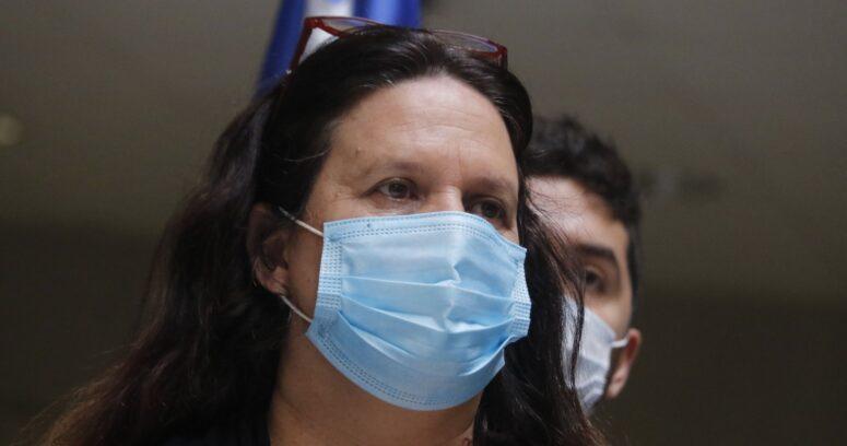 Diputada Maya Fernández pide revisar prisión preventiva de presos en estallido social