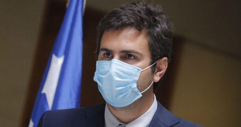 """Diputado Diego Paulsen: """"He decidido retirarme de la política"""""""