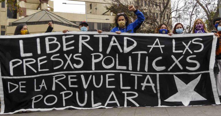 """""""Indulto por estallido social: 12,75% de los detenidos está en prisión preventiva"""""""