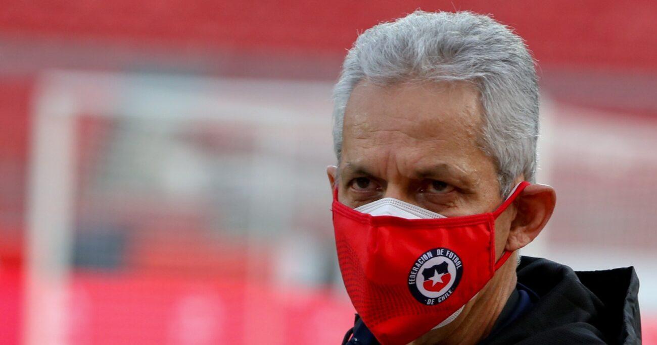 Además de Chile y Colombia, Rueda ha dirigido a las selecciones de Ecuador y Honduras. Foto: Agencia UNO