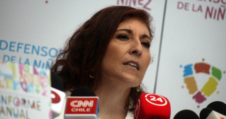 """""""Chile Vamos reúne las firmas para pedir la salida de Patricia Muñoz de la Defensoría de la Niñez"""""""