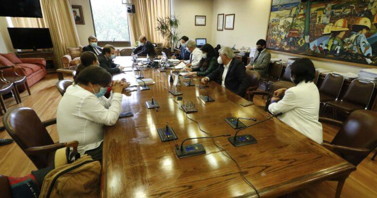 Comisión del Trabajo aprueba en general retiro del 10% del Gobierno