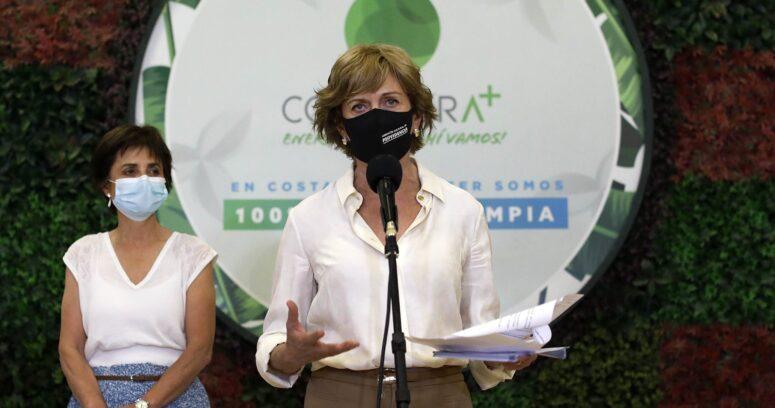 """Evelyn Matthei y presidenciales: """"Si voy a segunda rueda con Jadue, yo gano"""""""