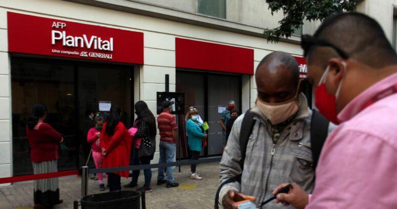 Pensiones: más de 3,5 millones de personas han recibido el segundo retiro