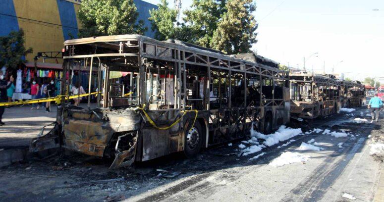 """""""Gobierno busca incrementar penas por ataques al transporte público"""""""