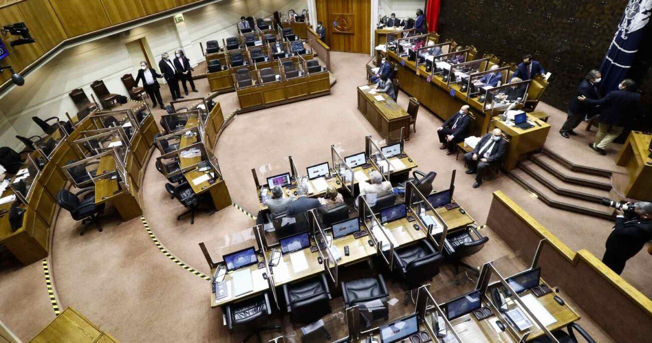El Congreso despachó el proyecto para su promulgación. Foto: Agencia UNO