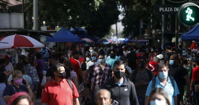 Balance COVID-19: Región Metropolitana ha aumentado sus casos nuevos en un 45%
