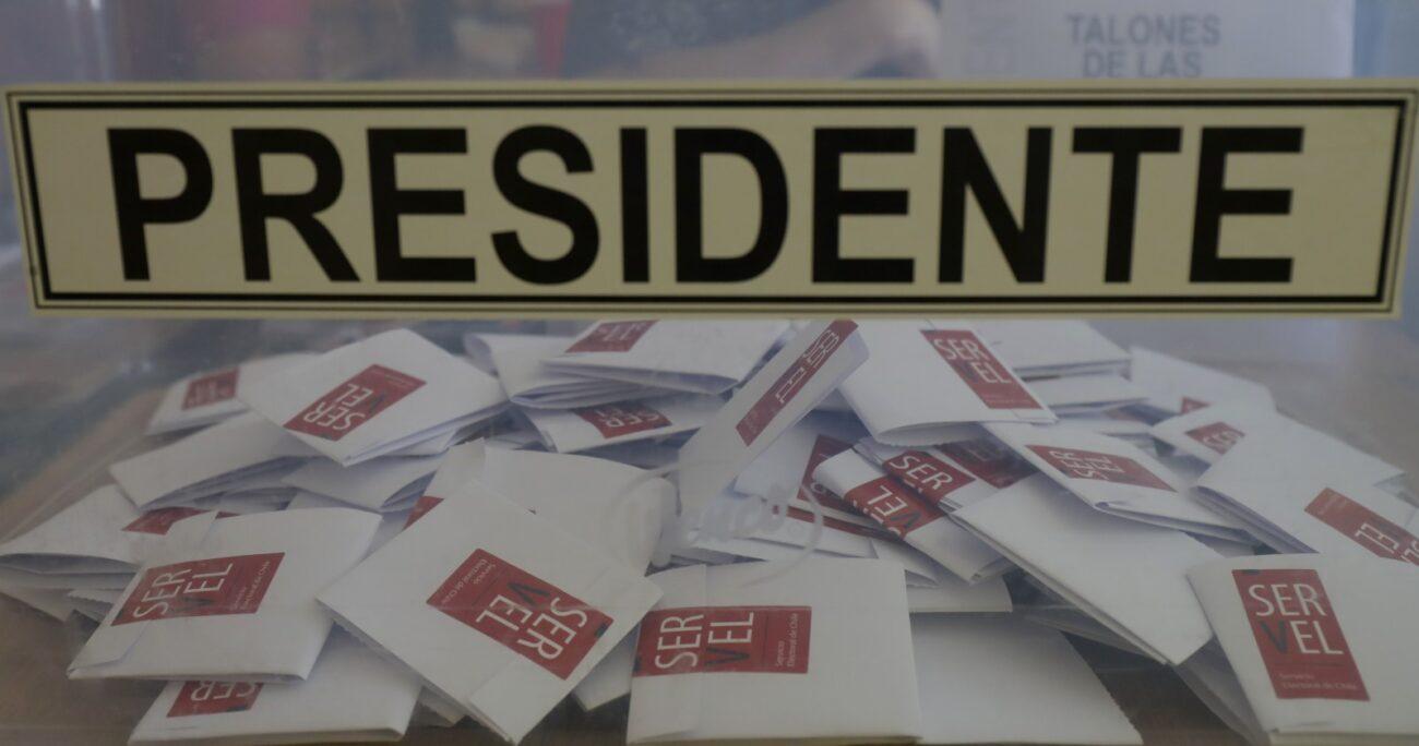 En las elecciones de 2017, sólo ocho candidatos llegaron a la papeleta de la primera vuelta (Agencia Uno).