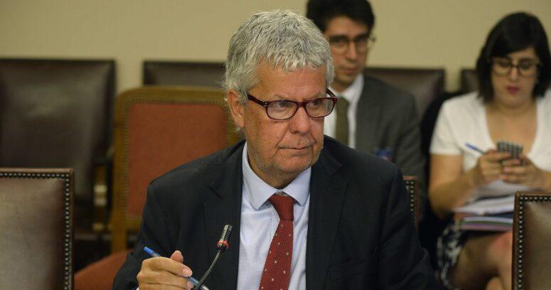 """Eyzaguirre y temores sobre proceso constituyente: """"Chile no es Venezuela, Nicaragua ni Cuba"""""""