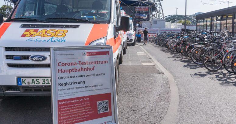 Variante británica del coronavirus estaba en Alemania desde noviembre