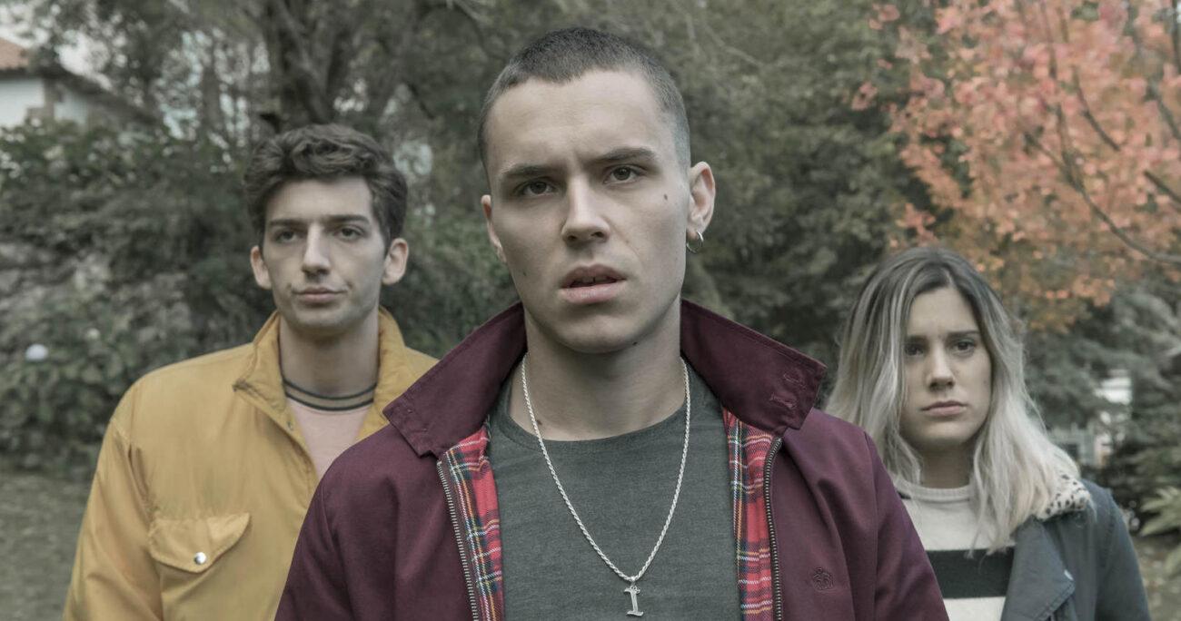 Aron Piper es conocido por interpretar a Ander en la serie Élite. (Foto: Netflix)