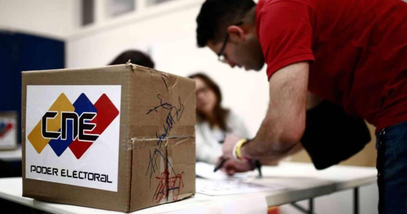 La OEA  declaró que el proceso eleccionario de domingo será fraudulento. Foto: @Gabrielasjr