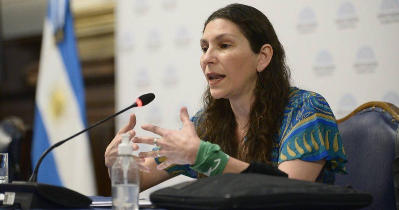 Mónica Macha, diputada argentina habla de la ley de aborto