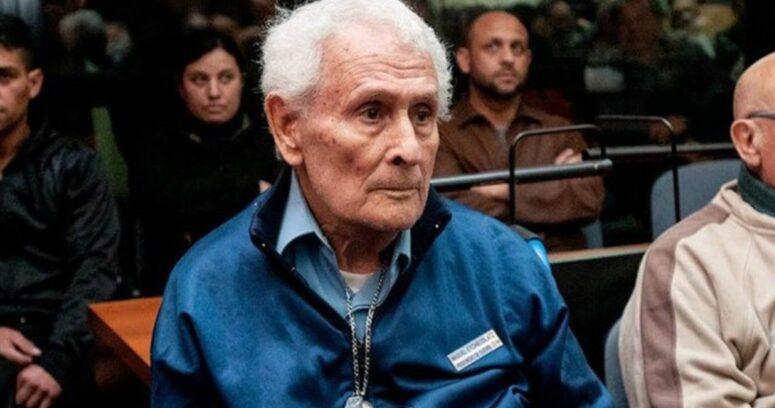 Dictan octava condena perpetua paraMiguel Etchecolatz, torturador de la dictadura argentina