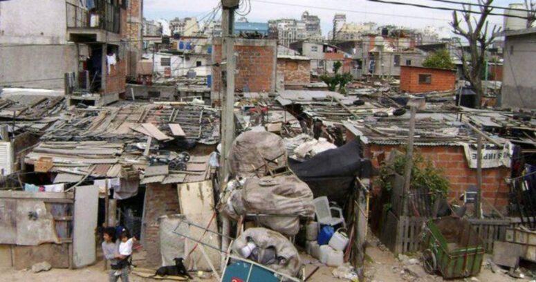 Pobreza en Argentina aumenta y afecta a más de 20 millones de personas