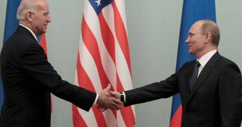 Vladimir Putin felicita a Joe Biden por su victoria en las elecciones de Estados Unidos