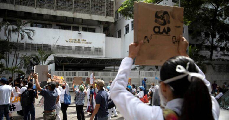 ONU pide a Nicolás Maduro detener represión contra defensores de los DD.HH. en Venezuela