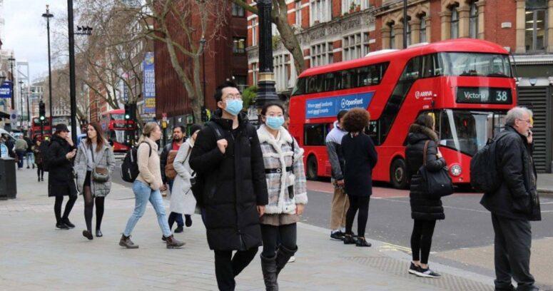 Se disparan los contagios en el Reino Unido: es el segundo país con más casos diarios