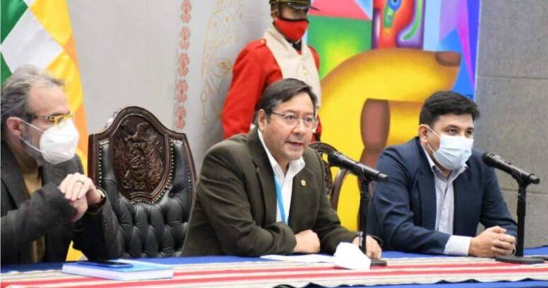 """""""Presidente de Bolivia promulgaimpuesto a los"""