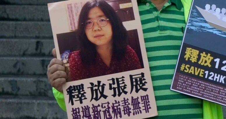 Unión Europea pide libertad para la periodista china que denunció brote de COVID-19