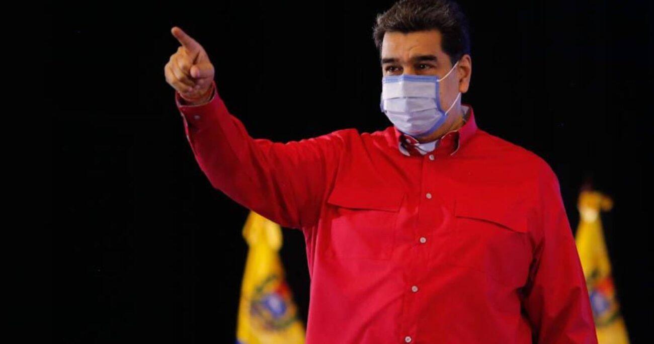 A Maduro se le acusa de asesinar a disidentes y realizar elecciones falsas. Foto: @NicolasMaduro